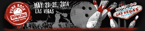 2014 Punk Rock Bowling in Las Vegas - Information