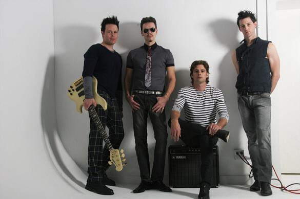 Black Mercies band photo