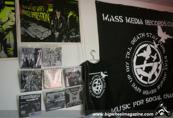 mass media records grand opening   lifestyle and music