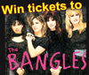 Win tickets to go see The Bangles