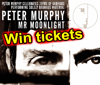 Win tickets to Peter Murphy Celebrates 35 Years of Bauhaus