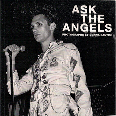 Interview with Donna Santisi about her new re-released book Ask The Angels