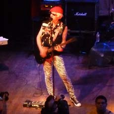 Captain Sensible of The Damned Interview