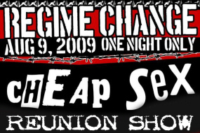 csshowflyer Cheap Sex reunion show interview Interview by: Stephanie M.