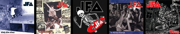 JFA records