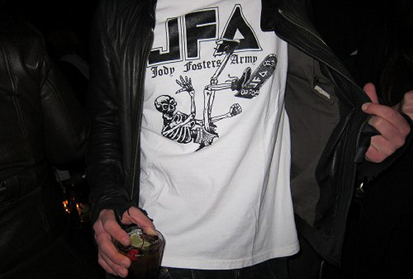 JFA shirt
