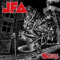 JFA - Speed Of Sound album
