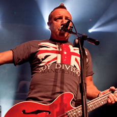 Interview: with Peter Hook of Joy Division and New Order