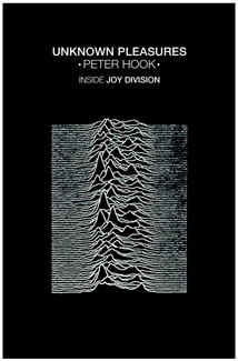 Peter Hook Unknown Pleasures book