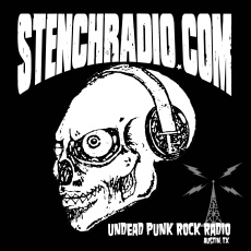 Interview with Stig Stench of all Punk Rock radio - Stench Radio