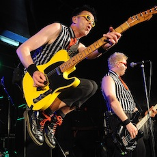 Interview with Olga of The Toy Dolls