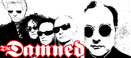 Show Preview: The Damned - 45 Grave - at The El Rey Theater - Los Angeles, CA - May 26, 2013