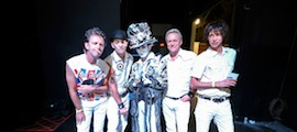 Show Preview: The Adicts - at SLO Brew - San Luis Obispo, CA - October 28, 2014