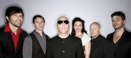 Show Preview: Pucifier - A perfect Circle - and Failure - at The Greek Theatre - Los Angeles, CA - May 10 and 11, 2014
