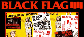 Show Preview: Black Flag - Good For You - Its Casual - The Goons - at The Vex Arts - Los Angeles, CA - July 14, 2013