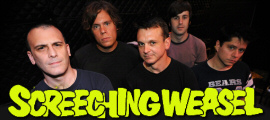 Screeching Weasel show preview